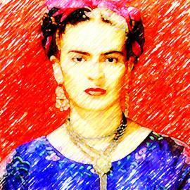 Madalena Lobao-Tello - Looking for Frida Kahlo