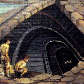 Mikhail Savchenko - Looking Into Abyss