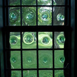 Catherine Gagne - Looking Thru Bubble Glass Window