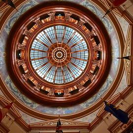 Heather Piraino - Looking Up The Rotunda