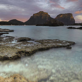 Claire Walsh - Lord Howe Lagoon #3