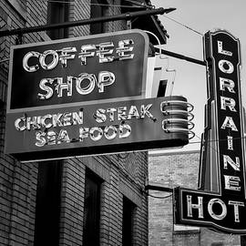 Stephen Stookey - Lorraine Hotel Coffee Shop #3