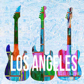 Los Angeles Music Scene - Edward Fielding