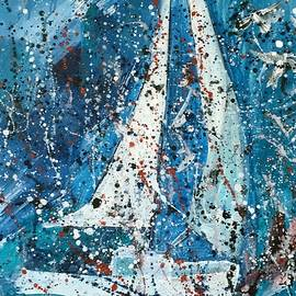 Christina Schott - Lost At Sea #1