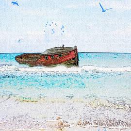 Ericamaxine Price - Lost at Sea
