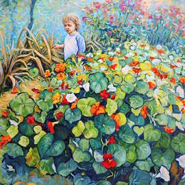 Dusan Balara - Lost in a Flower Garden