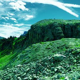Jeff Swan - Lost in mountain views