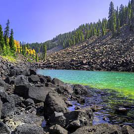 James O Thompson - Lost Lake on Grand Mesa, CO