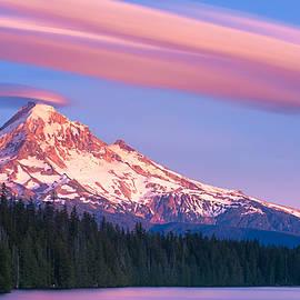 Patrick Campbell - Lost Lake Sunset