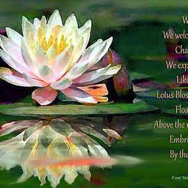 Michele  Avanti - Lotus Blossom Wisdom