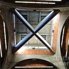 Marcia Lee Jones - Louis Kahn Library # 3