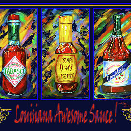 Dianne Parks - Louisiana Awesome Sauces