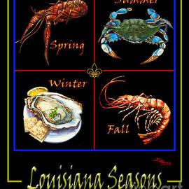 Dianne Parks - Louisiana Seasons