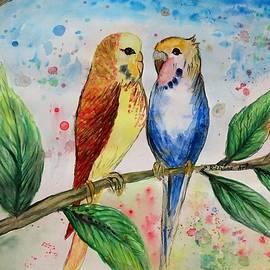 Rishane Art - Love  At First Sight