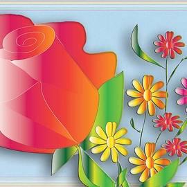 Iris Gelbart - Love Blossoms