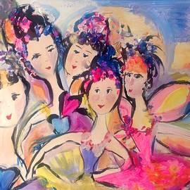 Judith Desrosiers - Love fairies