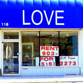 Ed Weidman - Love For Rent