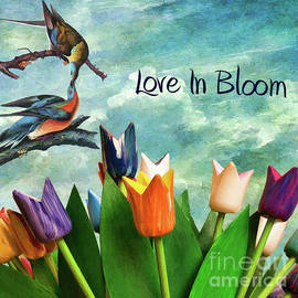 L Wright - Love In Bloom