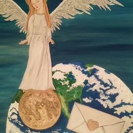 Wendy Wunstell - Love Letter from Heaven