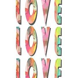 Love Love Love phone case - Edward Fielding