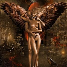 Ali Oppy - Love of the Golden Angel