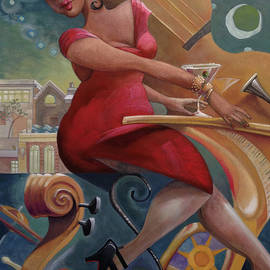 Love that Jazz - Barbara Hranilovich