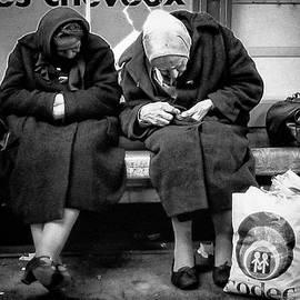 Daniel Gomez - Lovely ladies Paris Metro 2