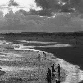 Matt Plyler - Low Tide at Sunset