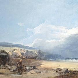 Henry Bright - Low tide