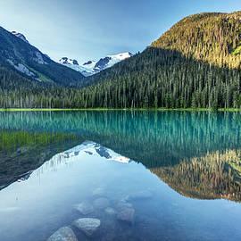 Pierre Leclerc Photography - Lower Joffre Lake Reflection