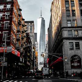 Nicklas Gustafsson - Lower Manhattan One WTC