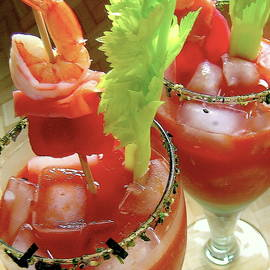 James Temple - Luau Bloody Mary