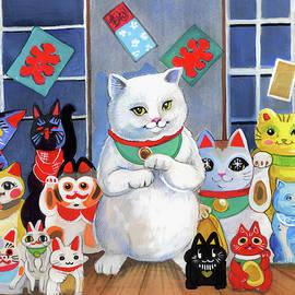 Christina Siravo - Lucky Cats