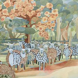 Ezartesa Art - Lucky Sheep