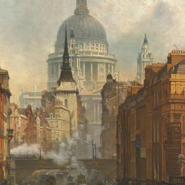 Ludgate, Evening - John O