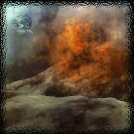 Mario Carini - Lunar Eruption