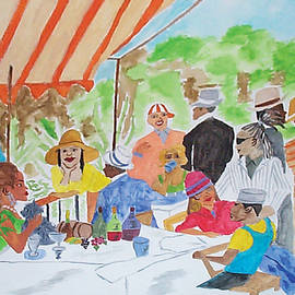 Michael Chatman - Luncheon on the Park