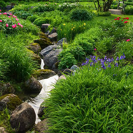 Georgia Mizuleva - Lush Green Gardens - the Joy of June