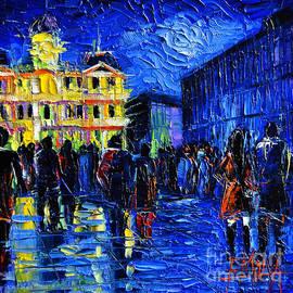 Mona Edulesco - Lyon Festival Of Lights