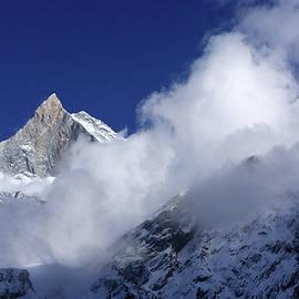 Aidan Moran - Machhapuchchhre, Himalayas, Nepal