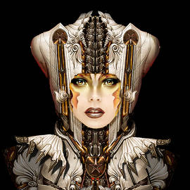 Elisabeth Trostli - Machine Queen Masque