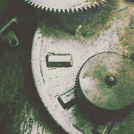 Machinery from the industrial age - Jorgo Photography - Wall Art Gallery
