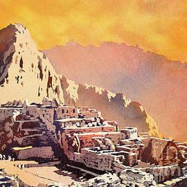 Ryan Fox - Machu Picchu Sunset