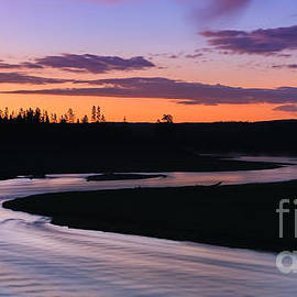 Henk Meijer Photography - Madison River, Yellowstone NP