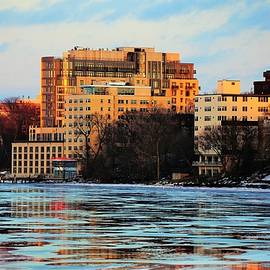 Jeff Murphy - Madison, Wisconsin - Reflections - The Edgewater Hotel
