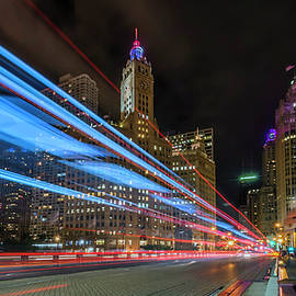 Sean Foster - Mag Mile Warp Speed