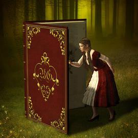 Britta Glodde - Magic Book of Tales
