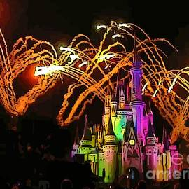 John Malone - Magic Kingdom Fireworks