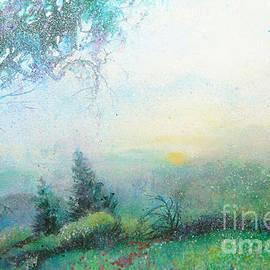 Sharon Nelson-Bianco - Magical Misty Sunrise