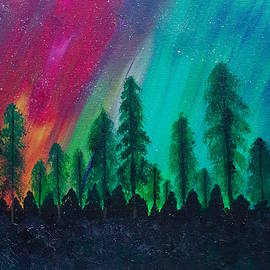 Kim Mlyniec - Magnificent Sky